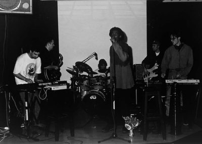 Ruimte Apen 1996